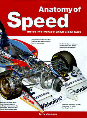Image for Anatomy of Speed: Inside the World's Great Race Cars