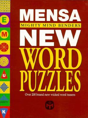 Image for New Word Puzzles (Mensa (Booksales))