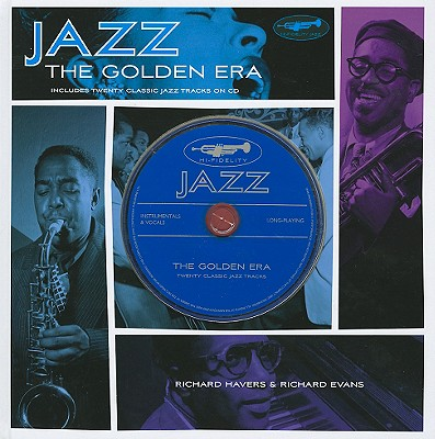 Image for Jazz The Golden Era Includes Twenty Classic Jazz Tracks on CD