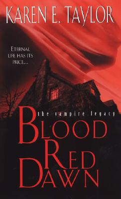 Image for Blood Red Dawn (The Vampire Legacy, #7)