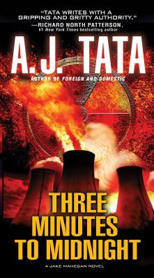 Image for Three Minutes to Midnight (A Jake Mahegan Thriller)