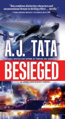 Image for Besieged (A Jake Mahegan Thriller)