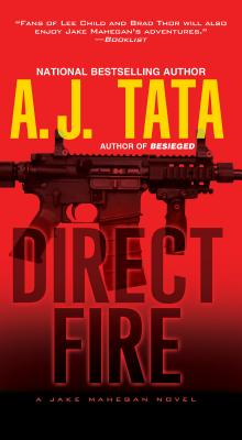 Image for Direct Fire (A Jake Mahegan Thriller)
