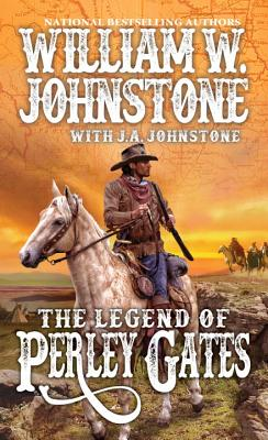 Image for The Legend of Perley Gates (A Perley Gates Western)