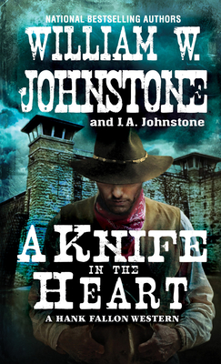 Image for KNIFE IN THE HEART, A HANK FALLON