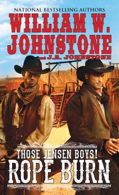 Image for Rope Burn (Those Jensen Boys!)