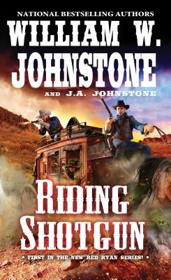 Image for Riding Shotgun (A Red Ryan Western)