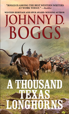 Image for A Thousand Texas Longhorns