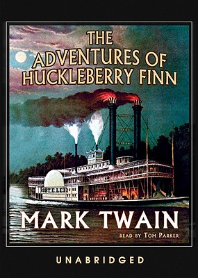 Image for The Adventures of Huckleberry Finn (LIBRARY EDITION)
