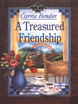 Image for A Treasured Friendship (Miriam's Journal, Book 4)