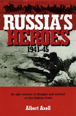 Image for RUSSIA'S HEROES 1941-45
