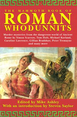 Image for The Mammoth Book of Roman Whodunnits