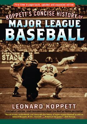 Image for Koppett's Concise History of Major League Baseball