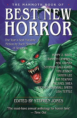 Image for The Mammoth Book of Best New Horror 16