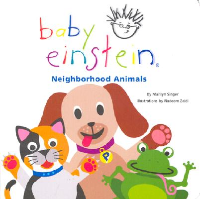 Image for Baby Einstein: Neighborhood Animals