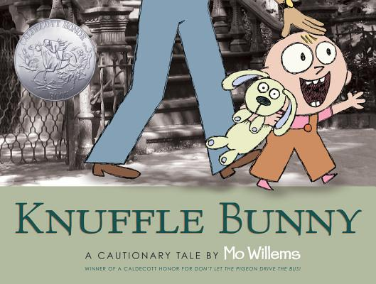 Knuffle Bunny: A Cautionary Tale, Willems, Mo
