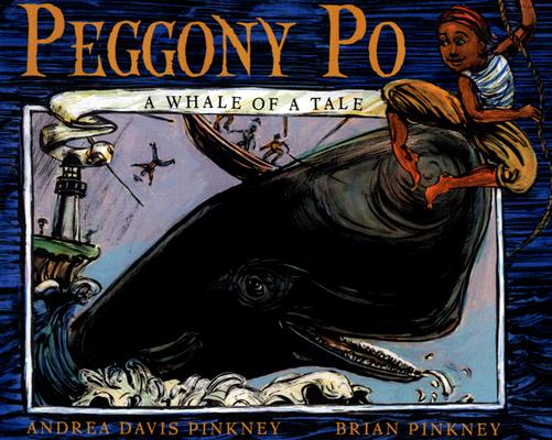 Image for Peggony-po: A Whale Of A Tale