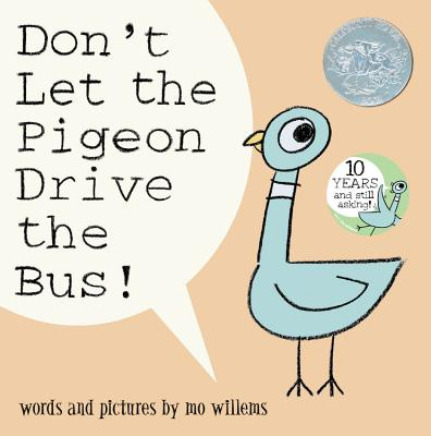 Image for DON'T LET THE PIGEON DRIVE THE BUS! (PIGEON)