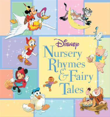 Image for Disney Nursery Rhymes & Fairy Tales (Disney Storybook Collections)