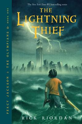 The Lightning Thief (Percy Jackson and the Olympians, Book 1), Riordan, Rick