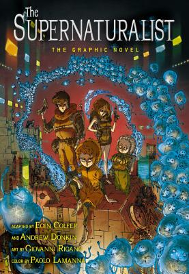 Image for The Supernaturalist: The Graphic Novel
