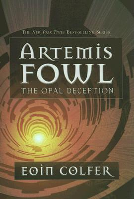 Image for The Opal Deception (Artemis Fowl, Book 4)