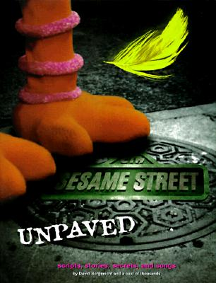 Image for Sesame Street Unpaved: Scripts, Stories, Secrets and Songs