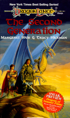 Image for The Second Generation (Dragonlance)
