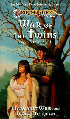Image for War of the Twins (Dragonlance Legends, Vol. 2)