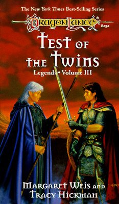 "Image for ""TEST OF THE TWINS VOL.3 (Dragonlance Legends, Vol 3)"""