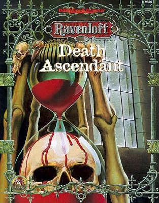 Image for Death Ascendant (AD&D/Ravenloft Horror Module)