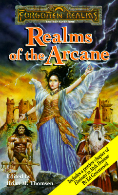 Image for Realms of the Arcane  [Forgotten Realms]