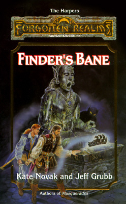 Finder's Bane (Forgotten Realms Lost Gods), Kate Novak