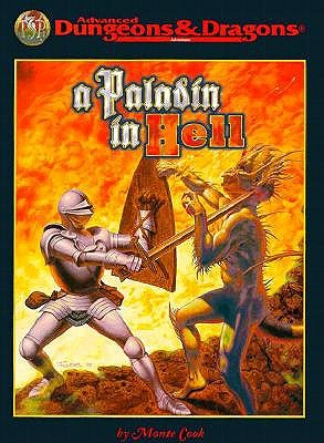 Image for A Paladin in Hell (Advanced Dungeons & Dragons)