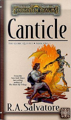 Image for Canticle (Forgotten Realms) (Bk. 1)