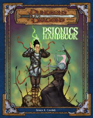 Image for PSIONICS HANDBOOK