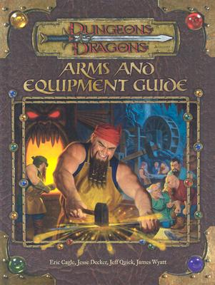 Image for Arms and Equipment Guide (Dungeons & Dragons d20 3.0 Fantasy Roleplaying Accessory)