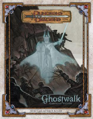 Image for Ghostwalk (Dungeons & Dragons d20 3.0 Fantasy Roleplaying Campaign)