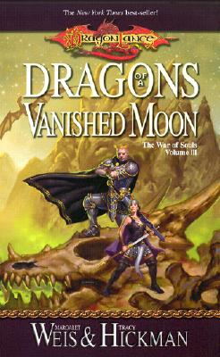 Image for DRAGONS OF A VANISHED MOON DL/WAR OF SOULS #3