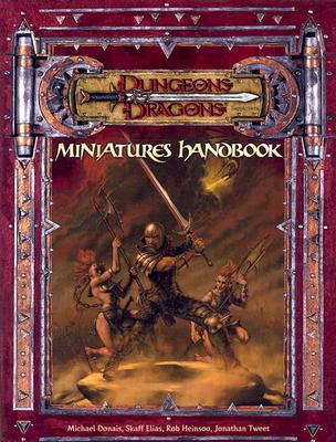 Image for Miniatures Handbook (Dungeons & Dragons Supplement)