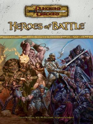 Image for Heroes of Battle (Dungeons & Dragons d20 3.5 Fantasy Roleplaying, Rules Supplement)