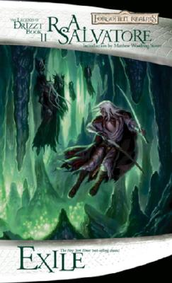 Exile: Part 2 (Forgotten Realms: The Legend of Drizzt, Book II), R.A. Salvatore