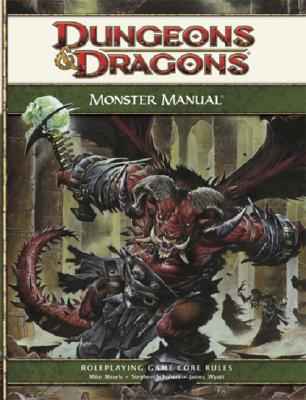 Dungeons & Dragons Monster Manual, Mike Mearls