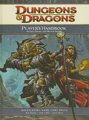 Image for Dungeons & Dragons: Player's Handbook: A 4th Editi