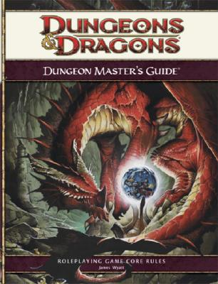 Dungeons & Dragons Dungeon Master's Guide, JAMES WYATT