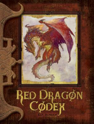 Image for Red Dragon Codex (Deckle Edge) (The Dragon Codices)