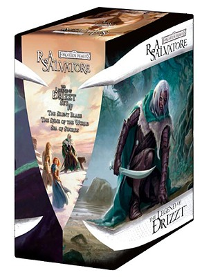 The Legend of Drizzt Boxed Set, Books XI - XIII, Salvatore, R.A.