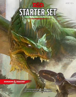 Image for Dungeons & Dragons Starter Set: Fantasy Roleplaying Fundamentals (D&D Boxed Game)
