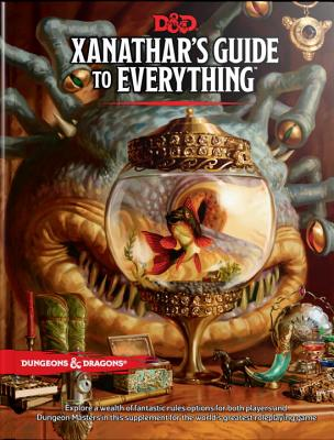 Image for Xanathar's Guide to Everything (Dungeons & Dragons)