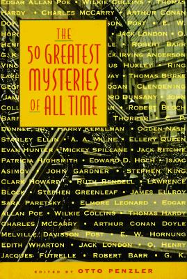 Image for The 50 Greatest Mysteries of All Time